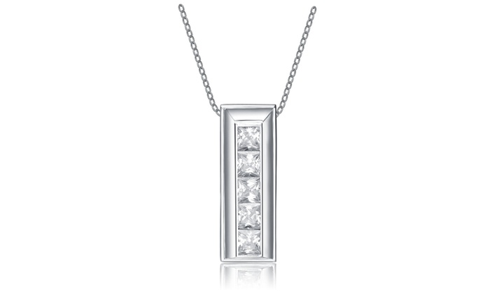 Up To 80 Off On Sterling Silver Cubic Zirconi
