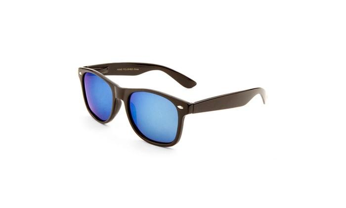 MLC Eyewear 'Alto' Retro Square Fashion Sunglasses