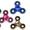 Metallic Fidget Toy Hand Spinner Stress Reducer Ultra Fast Bearings