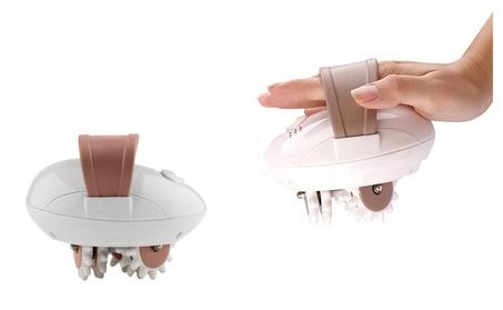 3D Electric Body Massager Roller Slimmer Fat Burner Smooth Skin