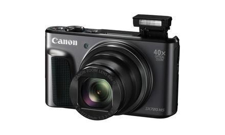 Canon PowerShot SX720 HS 20.3MP 40X Zoom Wifi / NFC Digital Camera Was: $369.99 Now: $241.98