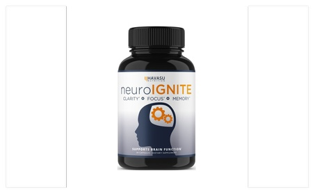 Extra Strength Brain Supplement for Focus, Energy, Memory & Clarity