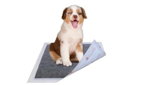 50 Ultra Absorbent Charcoal Odor Eliminating Premium Dog Pads d4ef17be-4ff0-467e-8f7d-dddcf199ebdf