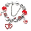 PAN 'Lock Your Promise'  Silver Charm Bracelet