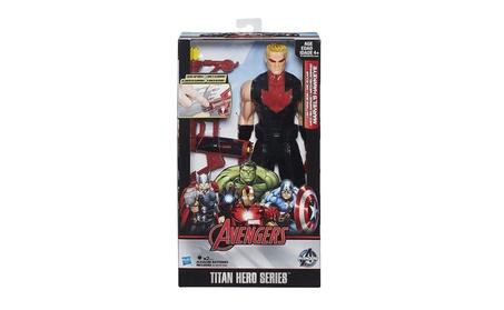 "Avengers Titan Hero Series Lightning Bow Hawkeye Exclusive 12"" Action 439507ea-70db-4062-803f-955098dd7ada"