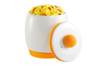Egg-Tastic Ceramic Microwave Egg Cooker and Poacher f68b33b9-2e3f-4f22-8f2e-c1ec2a2c8dd7