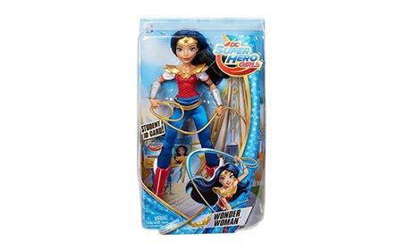 """Wonder Women DC Super Hero Girls Supergirl 12"""" Action Doll 8dcf1225-a4bd-4d44-a8b5-102bb0e7823b"""