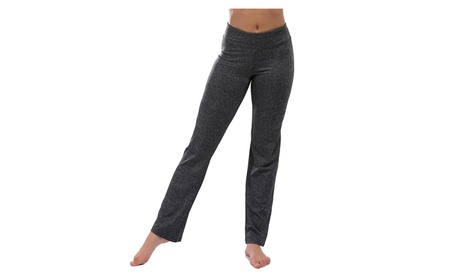 Lululemon Fold-over Waistband Stretchy Womens Yoga Pants 4868ed5c-67e4-4182-962b-f3ef984bd7b7