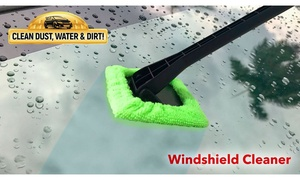 Microfiber Windshield Cleaner Wand
