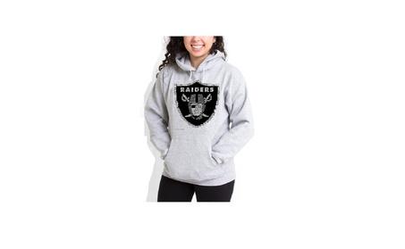 Women Heather Grey Football Jersey`s Pullover Hoodie 30953ca1-a4c6-489d-a126-6940465b8a8b