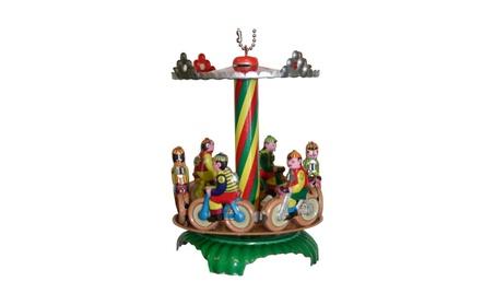 Alexander Taron Seasonal Accessories Collectible Tin Ornament 966d84fd-ef28-4e62-b245-0086d411d43f