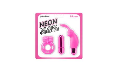 Neon Vibrating Couples Kit 478cbc85-dfea-4f50-9bca-a4ab3c644360