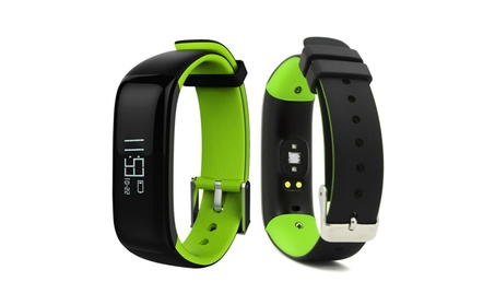 Fit Band Fitness Tracker Heart Rate Blood Pressure, Waterproof
