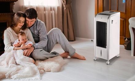 Climatizador portátil calor/frío