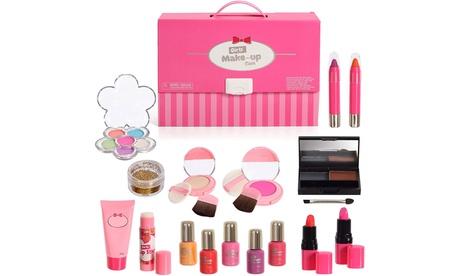 Pretend Makeup Set for Princess Girls