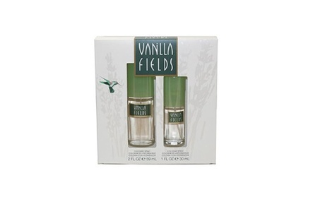 Vanilla Fields By Coty 2 Pcs Gift set Eau De Cologne For Women 523f9a9e-686b-49fc-ae9c-7933327fd702
