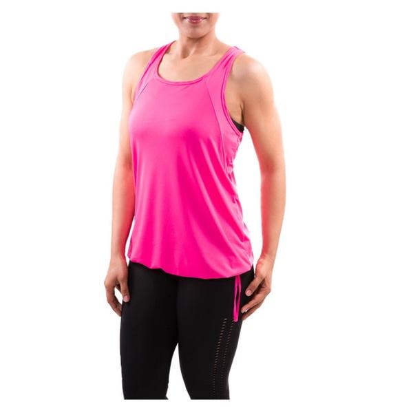 cd5f5d9896030 Women s Activewear Solid Bungee Tank Top