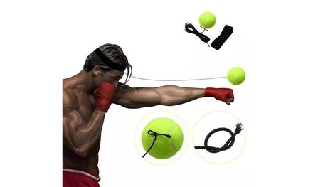 1 o 2 accesorios para entrenar reflejos con pelota de tenis