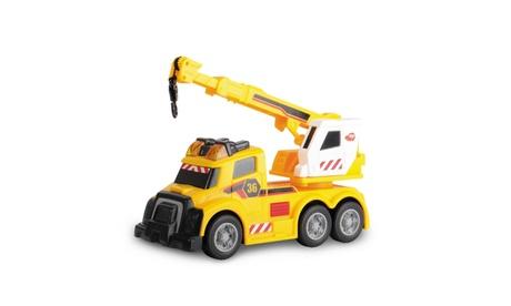 Dickie Toys - Mini Action Mobile Crane Vehicle f334154c-1b1e-4d55-ad33-8f606f4c9baf