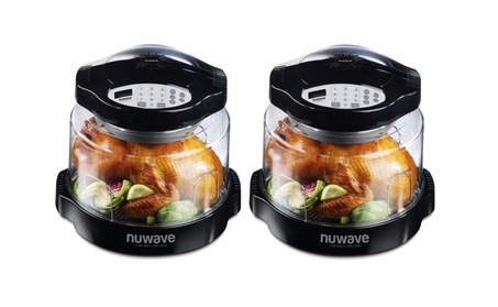 NuWave Oven Pro Plus with Black Digital Panel (2-Pack) 4f508669-206e-439f-af93-9df21dba7aba