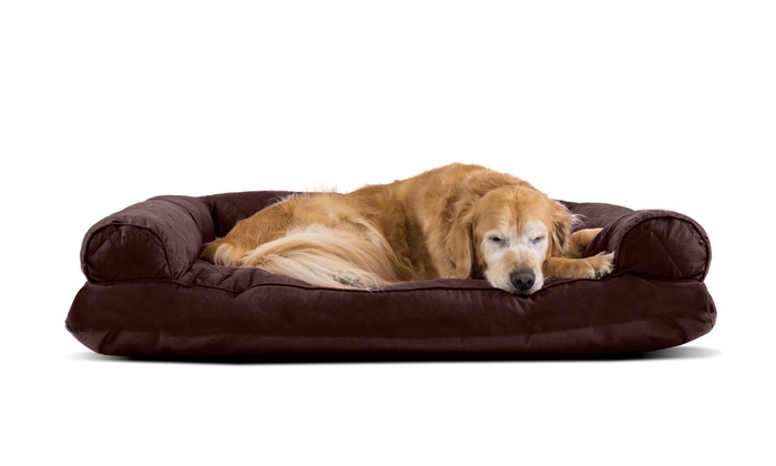 Amazing Up To 72 Off On Furhaven Sofa Style Pet Bed Groupon Goods Gmtry Best Dining Table And Chair Ideas Images Gmtryco