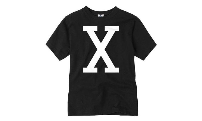 912606b7 CaliDesign Boy's Malcolm X T-shirt Black Panther Retro Cross Kids Tee