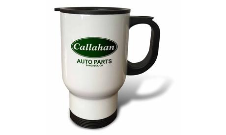 Travel Mug Callahan Auto Parts - 14oz