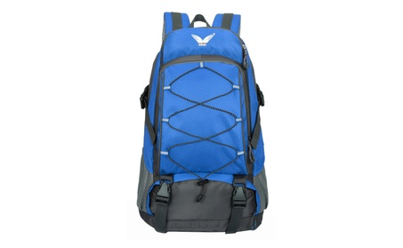 Lizim Adult 35L Hiking Daypack Outdoor Backpack Water Resistant 4c792928-88ca-4f5a-bb89-01f6280f436c