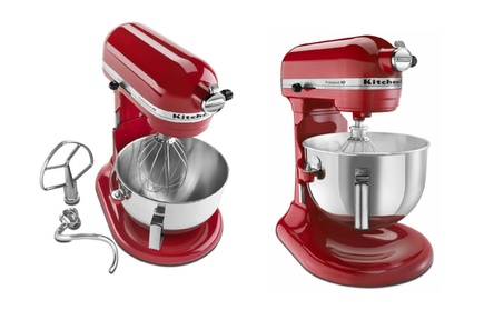 KitchenAid RKG25HOX Heavy Duty PRO Stand Mixer (Certified Refurbished) photo