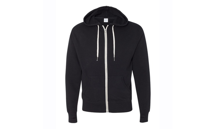 Ind. Trading Heather French Terry Zip Hoodie PRM90HTZ-1