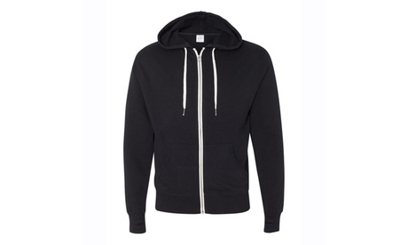 Ind. Trading Heather French Terry Zip Hoodie PRM90HTZ-1 64c93727-6331-4c8a-980f-f5f376f7cac4