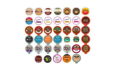 40 Count Variety Sampler Coffee Keurig K-Cup Brewers 23d10d95-cc5f-4a74-9cb8-fedb3b8ad359