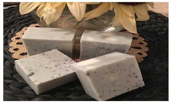 Homemade Goat's milk soap