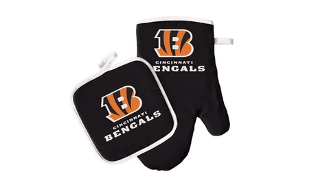 Sports Team Logo Oven Mitt and Pot Holder NFL photo