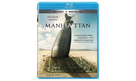 Manhattan - Season 1 (Blu-ray & Digital HD) 2e07e07e-95c8-4eff-9560-bec3838268e3