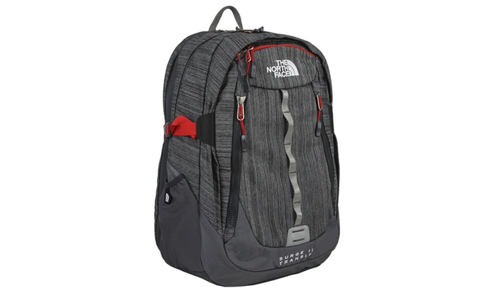 1666fd6d6 The North Face Surge II Transit Backpack