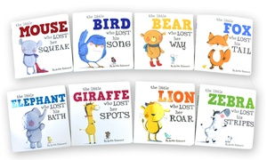 Lift-the-Flap Board Book Set (8-Pack)