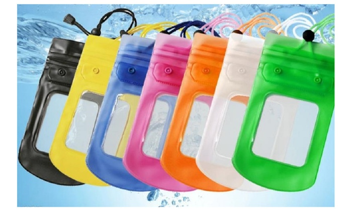 Durable Waterproof Smartphone Bags - Assorted Colors