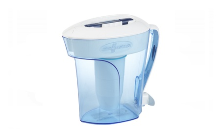 ZeroWater 10 Cup Pitcher with Free TDS Meter photo