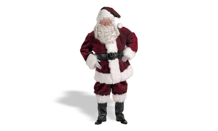 Majestic Santa Suit size 42-48 Costume