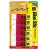 Avery 98095 Clear Application Permanent Glue Stics- .26 oz- Stick-