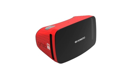 Homido Grab Virtual Reality Headset Red 7af5eeae-645a-4335-b330-dd2a907c9f5f
