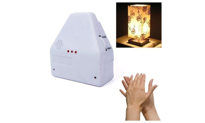 The CLAPPER Sound Activated On//Off Switch by Hand Clap Electronic Gadget Plug