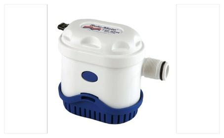 Marine bilge pumps rule rm750a marine rule mate 750a marine bilge pump 750 gph 12 publicscrutiny Choice Image