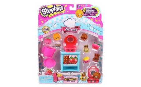 Shopkins Chef Club Hot Waffle Collection 726db3ae-8eab-42c6-8430-45a72cd960f2