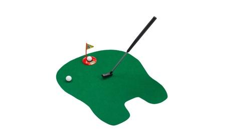 Bathroom Toilet Golf Game Sports Toy Play Set f96425d4-0bfa-40df-a9b6-ce380c69628b