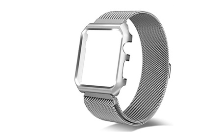 Metal Case Milanese Loop Replacement Band for Apple Watch 86bfc3e1-cbc9-4fc9-acd9-315e40635321