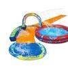 Banzai Inflatable Cyclone Splash Water Park