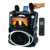 Karaoke USA Karaoke System with 7-Inch TFT color screen & record func