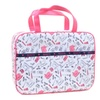 Fashion Print Soft Overnight Carry On Bag Beauty Organizer